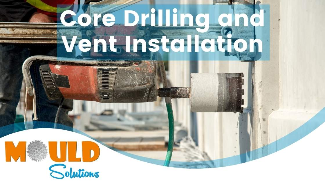 Core drilling mould solutions